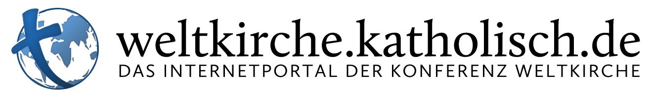 Logo des Internetportals Weltkirche