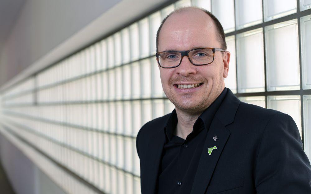 Pfarrer Dirk Bingener. Foto: Missio Aachen 2019