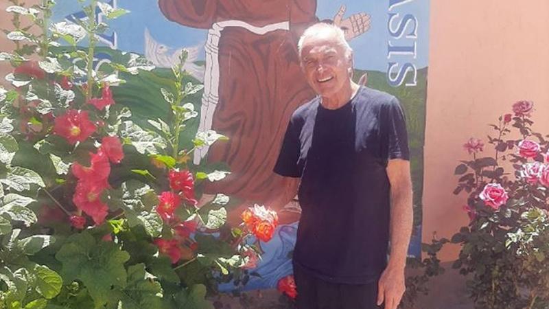 Pfarrer Dietmar Krämer, Missionar in Esmoraca (Bolivien)